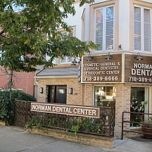 Norman Dental Center in Greenpoint