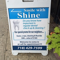 Shine Dental PC